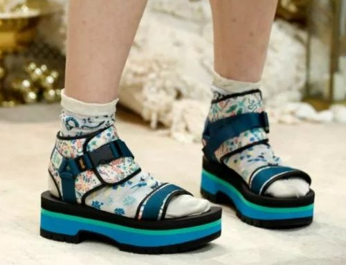 """Anna Sui's New Teva Sandal is """"Ugly"""" SandalGoals"""