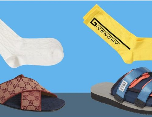 Socks And Sandals, Once Forbidden, Are Now A Legitimately Cool Combo