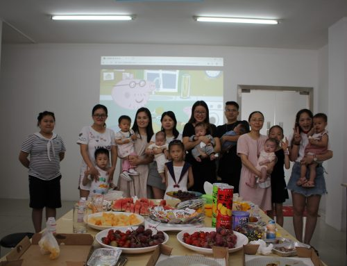 June 1 children's day party will be held for children of employees