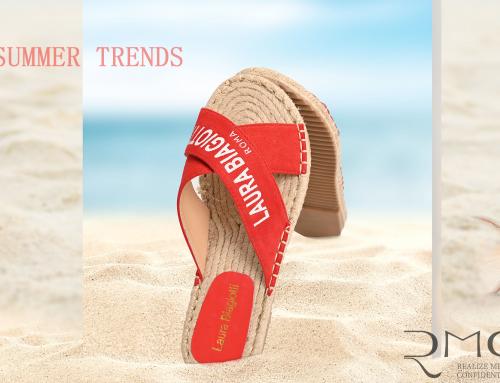 Espadrills Brand Logo adorn Cross Strap Flat sandals 7174001